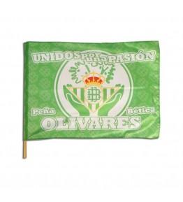 Banderas Satinadas 100x70