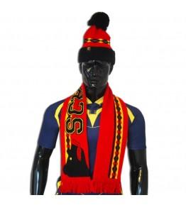 Bufanda Tricotada Superior Infantil - 8 colores