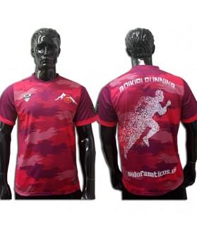 Camisetas running sublimacion