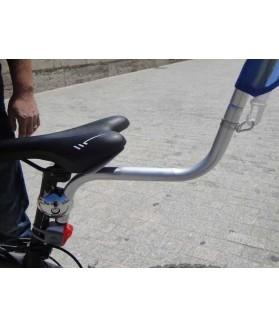 Soporte Banderola Bicicleta