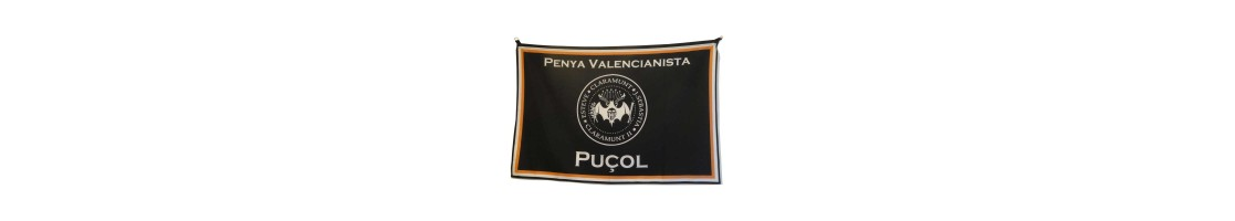 Pancarta personalizadas para eventos, clubes y peñas